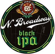 N. Broadway Black IPA