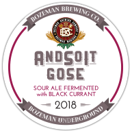 Andsoit Gose Black Currant
