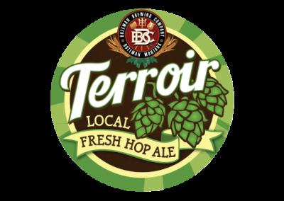 Terroir Local Fresh Hop Ale