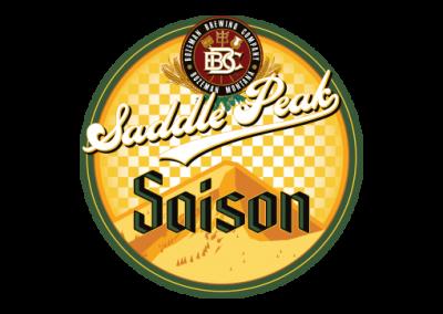 Saddle Peak Saison